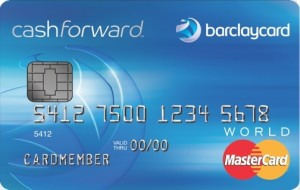 Barclaycard Cash Forward World MasterCard