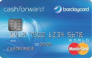 Barclaycard Cash Forward World MasterCard