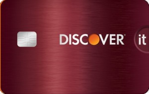 Discover it – Cashback Match