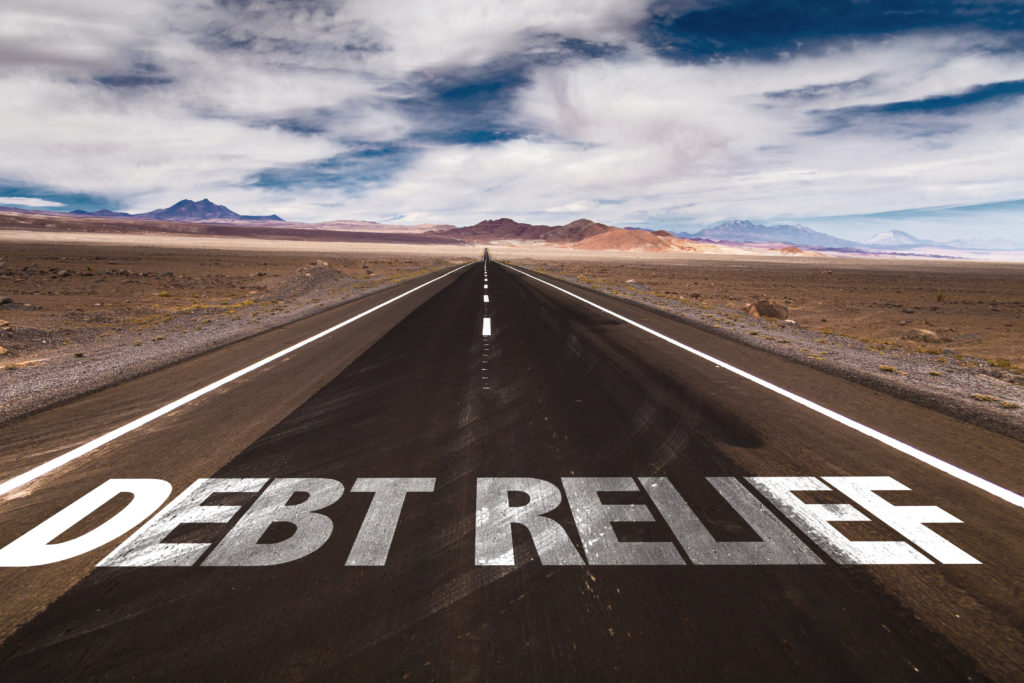 The road to debt consolidation