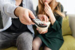cable tv remote control