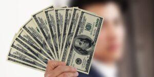 many holding money from loan app